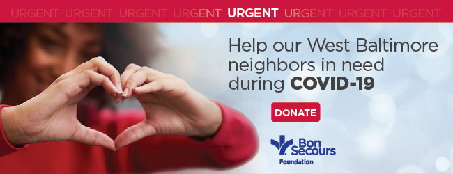 Help our west baltimore neighbors in need during COVID-19